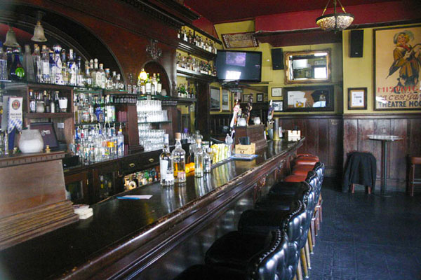 5 Of The Oldest Saloons In America