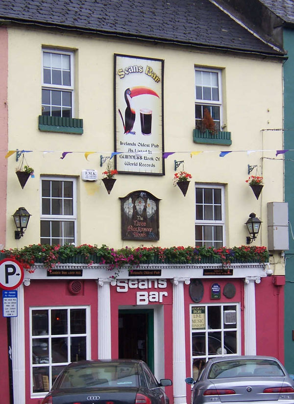5 Oldest Bars in the World