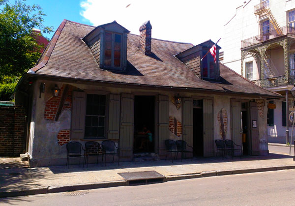 5 Oldest Bars in New Orleans
