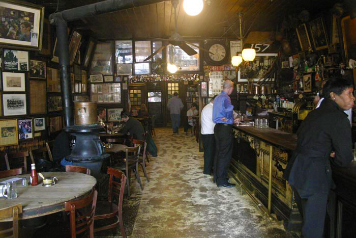 Old Town Bar New York City Elished 1892 For Some Reason This Is The You Think Of When Clic