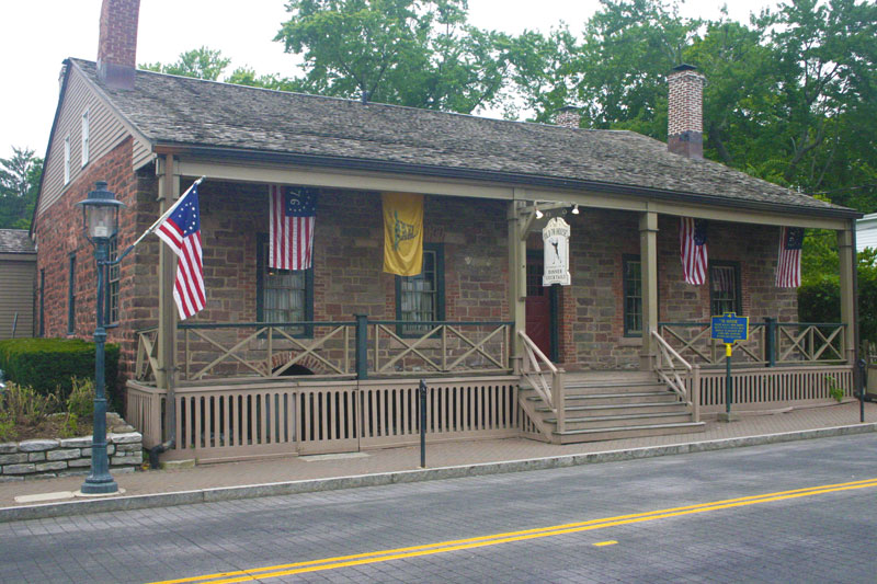 The Oldest Bar in America