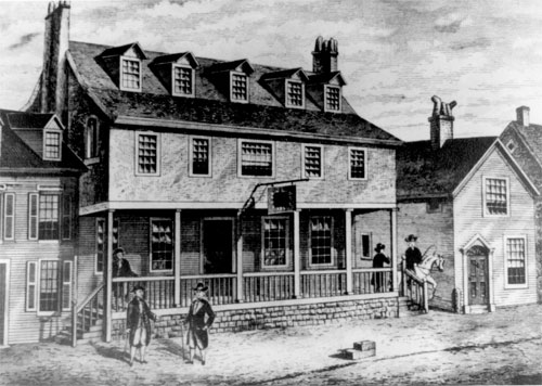 10 Historic Events that Happened in Bars